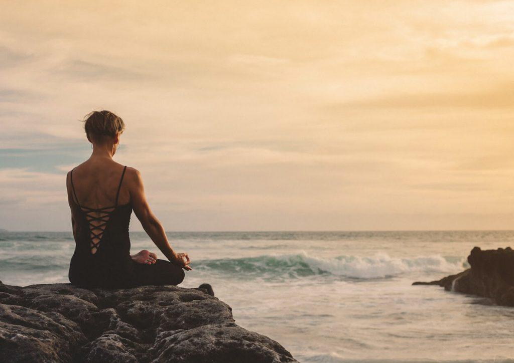 Irena meditate